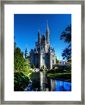 Disney Hdr 002 Framed Print by Lance Vaughn
