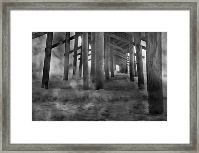 Dissipation  Framed Print by Betsy C Knapp