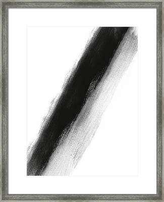 Distance Framed Print by Condor