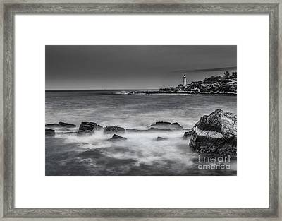 Distorted Perception Framed Print by Scott Thorp