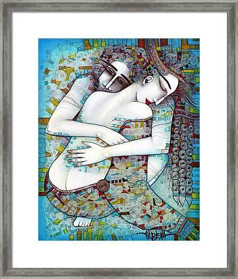 Do Not Leave Me Framed Print by Albena Vatcheva