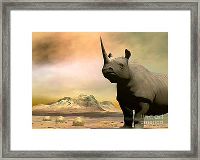 Do You Really Want To Hurt Me Framed Print by Sipo Liimatainen
