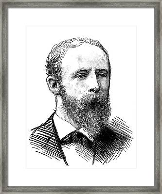 Doctor Moss Framed Print by Collection Abecasis