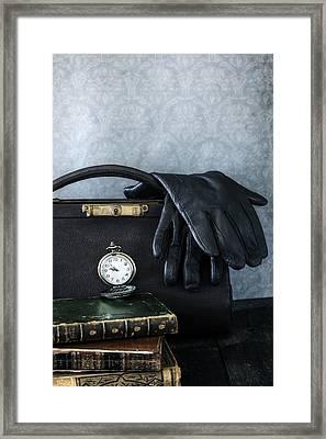 Doctor's Room Framed Print by Joana Kruse