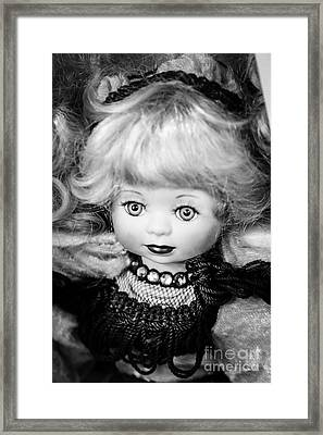 Doll 10 Framed Print by Robert Yaeger