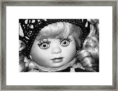 Doll 11 Framed Print by Robert Yaeger