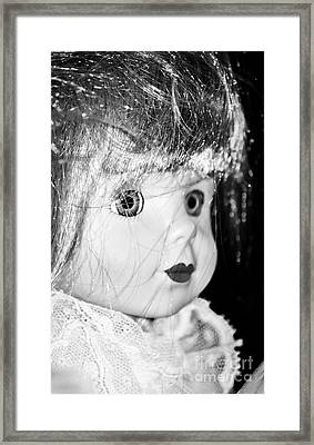 Doll 12 Framed Print by Robert Yaeger