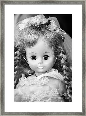Doll 4 Framed Print by Robert Yaeger