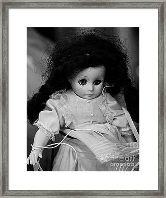 Doll 8 Framed Print by Robert Yaeger