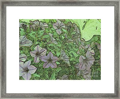 Donovan's  Garden Framed Print by Mark Herman
