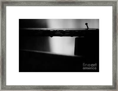 Dont Fix Me Im Not Broken  Framed Print by Jessica Shelton