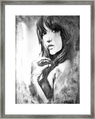 Don't Lie To Me Framed Print by Joachim G Pinkawa