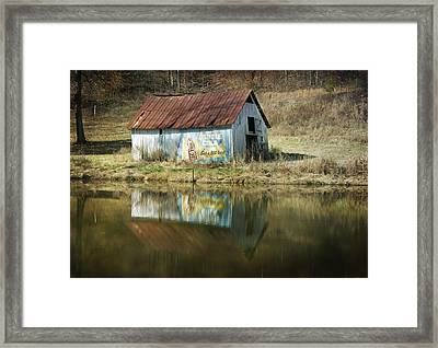 Double Cola Framed Print by Steven  Michael