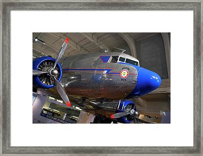 Douglas Dc-3 Aircraft Framed Print by Jim West