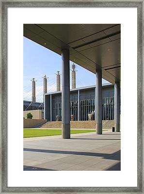 Downtown Kansas City 2 Framed Print by Mike McGlothlen