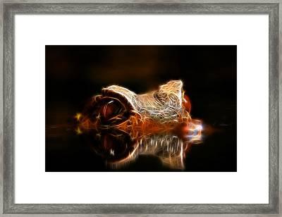 Dragons Lair Framed Print by Steve McKinzie