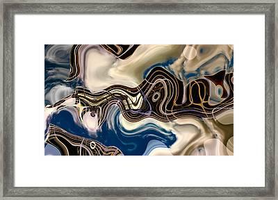 Dragons Framed Print by Wendy J St Christopher
