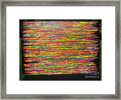 Drama Framed Print by Jacqueline Athmann