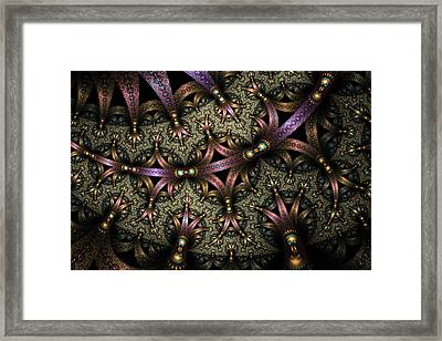 Drama Queen Framed Print by Phil Clark