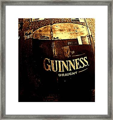 Draught  Framed Print by Chris Berry