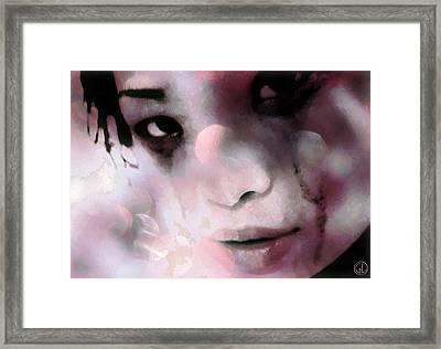 Dream Bubbles 3 Framed Print by Gun Legler