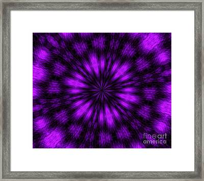 Dream Catcher Framed Print by Robyn King