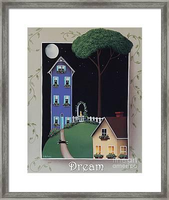 Dream Framed Print by Catherine Holman