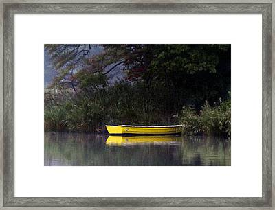 Dream In Color Framed Print by Edward Kreis