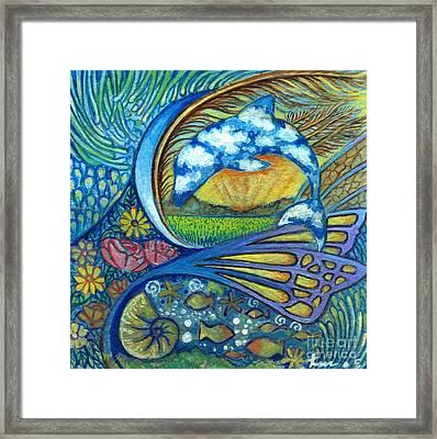 Dream Of Nature 2 Framed Print by Praphavit Premtha