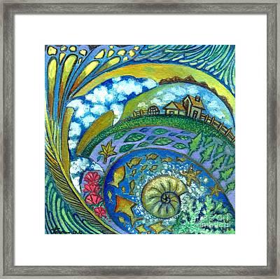 Dream Of Nature1 Framed Print by Praphavit Premtha