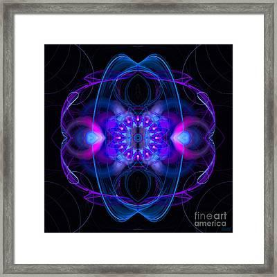 Dream Orbit Framed Print by Hanza Turgul