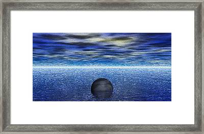 Dream Scapes Series One Framed Print by Sir Josef Social Critic - ART