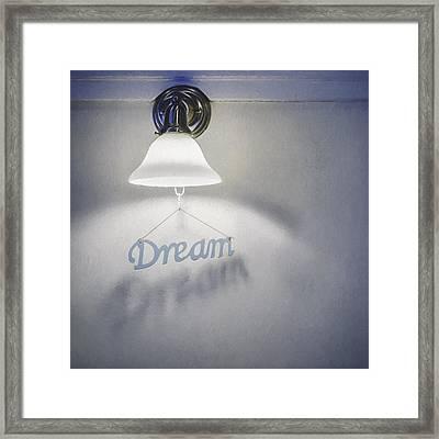 Dream Framed Print by Scott Norris