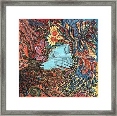 Dream Framed Print by Vera Tour