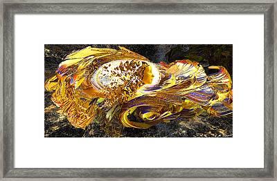 Dream Weaver Framed Print by Michael Durst