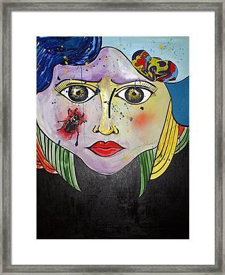 Dreamcatcher Framed Print by Sanne Rosenmay