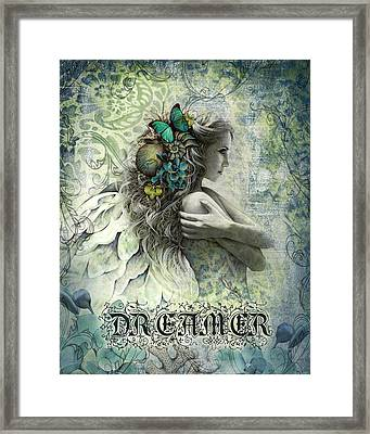 Dreamer Framed Print by Jessica Galbreth