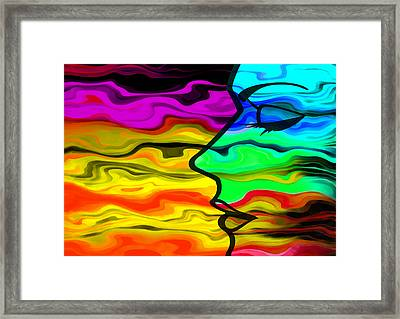 Dreaming 2 Framed Print by Angelina Vick