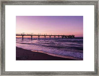Dreaming Framed Print by Andrea Mazzocchetti
