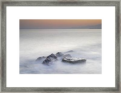 dreaming between the islands I Framed Print by Guido Montanes Castillo
