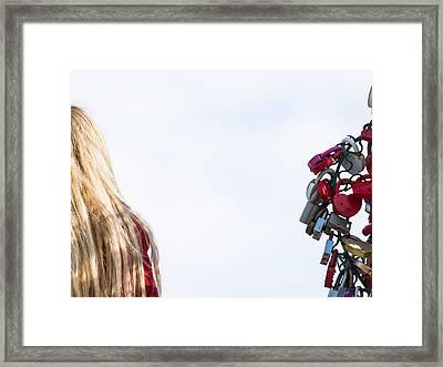 Dreaming - Featured 3 Framed Print by Alexander Senin