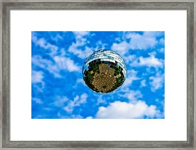 Dreaming Of Flying - Featured 3 Framed Print by Alexander Senin