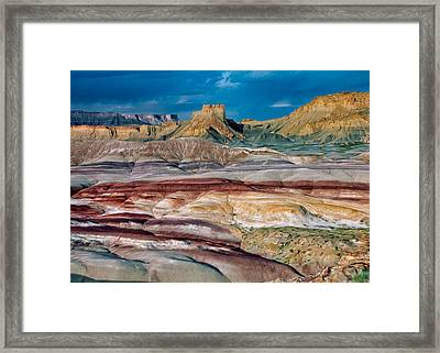 Dreaming Of Notom Framed Print by Kathleen Bishop
