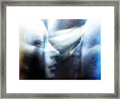 Dreaming Of You Framed Print by Gun Legler