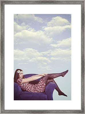 Dreaming To Fly Framed Print by Joana Kruse