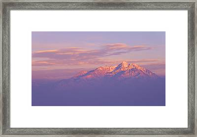 Dreams Framed Print by Chad Dutson
