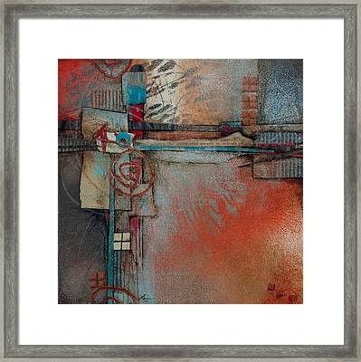 Dreams To Instruct					 Framed Print by Laura  Lein-Svencner