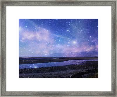 Dreamscape Framed Print by Marilyn Wilson