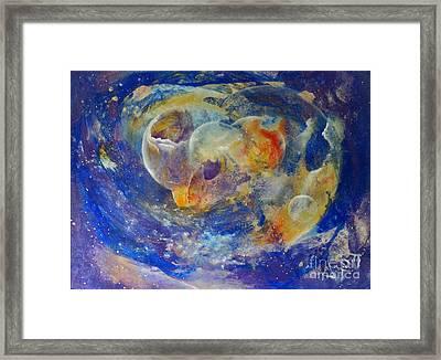 Dreamscape Framed Print by Valia US