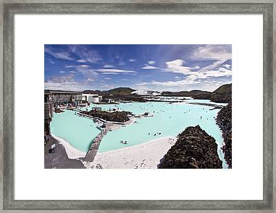 Dreamstate Framed Print by Evelina Kremsdorf